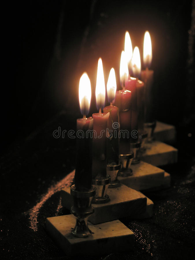 Free Candles Stock Images - 14536364