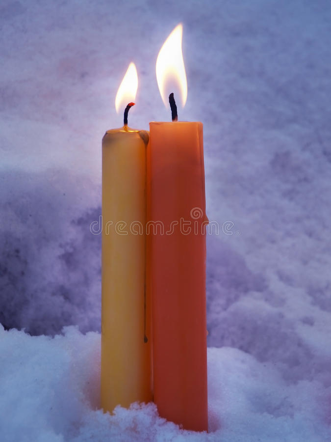 Download Candles Royalty Free Stock Photo - Image: 18190325