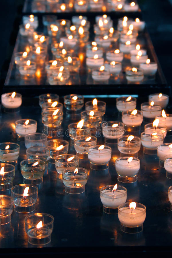 Free Candles Royalty Free Stock Photography - 20396947