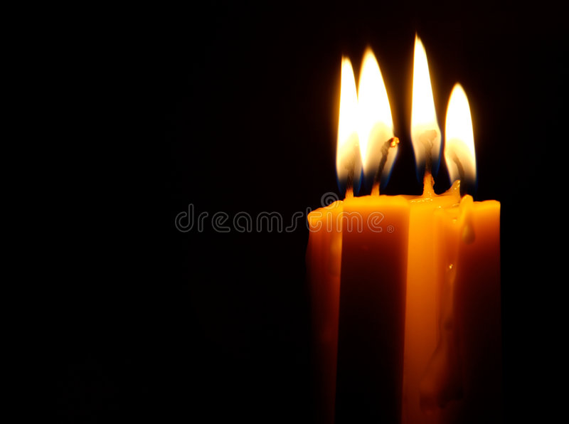 Download Candles Royalty Free Stock Photography - Image: 2321317