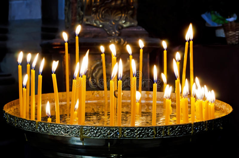 Download Candles Stock Image - Image: 25498381