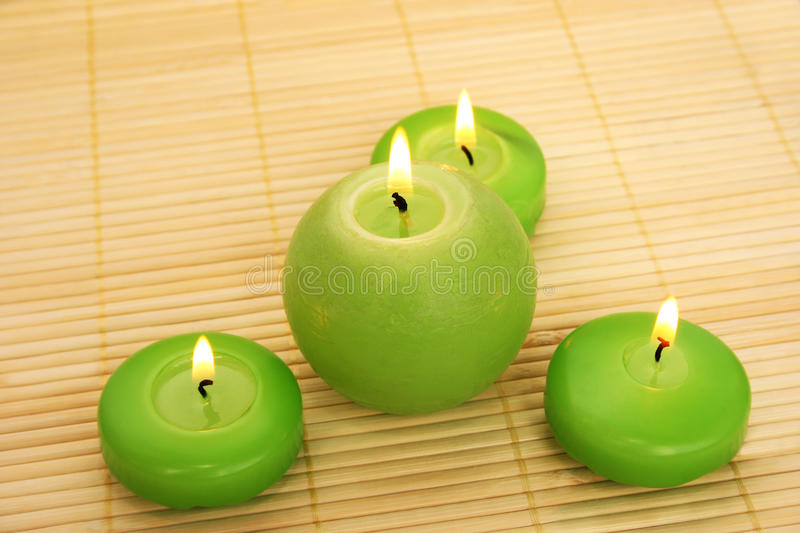 Download Candles stock photo. Image of beige, relaxation, four - 29495810