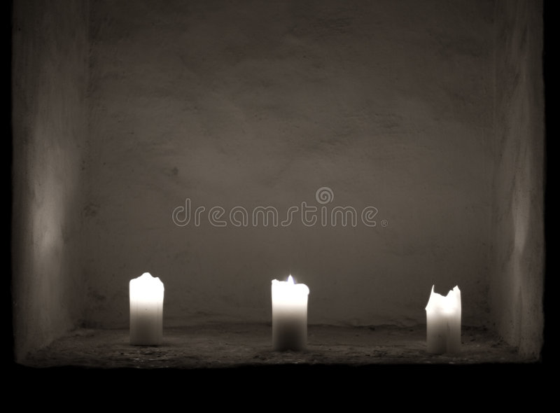 Download Candles Royalty Free Stock Images - Image: 2970839