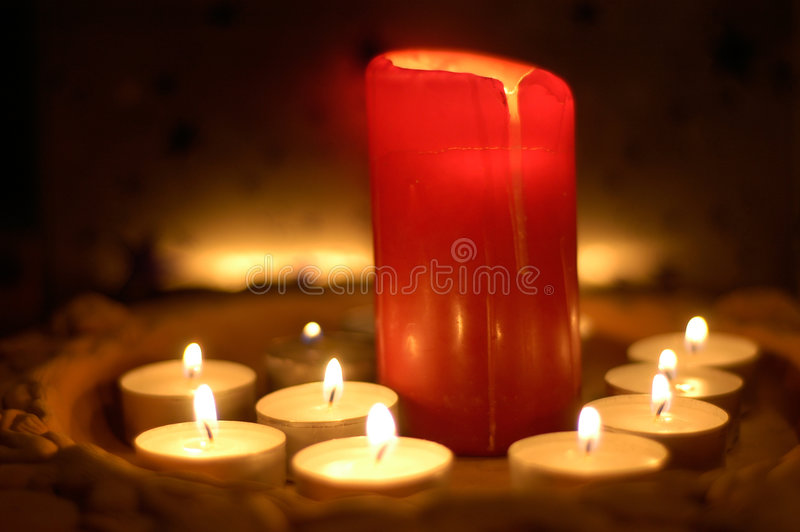 Download Candles stock image. Image of candles, christmas, bright - 369529