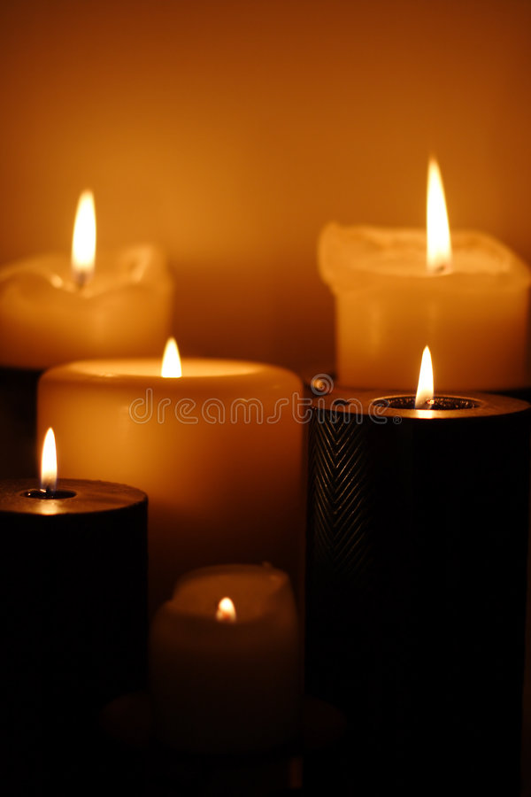 Free Candles Royalty Free Stock Images - 492819