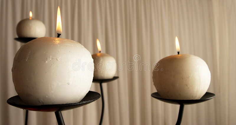 Download Candles #5 stock image. Image of romance, curtail, melt - 183463