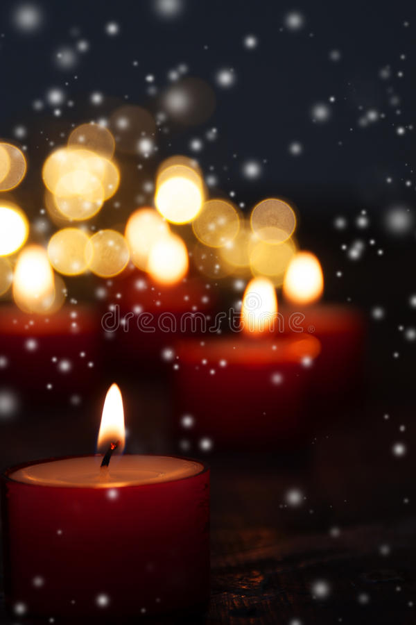 Free Candles Royalty Free Stock Photography - 61764317