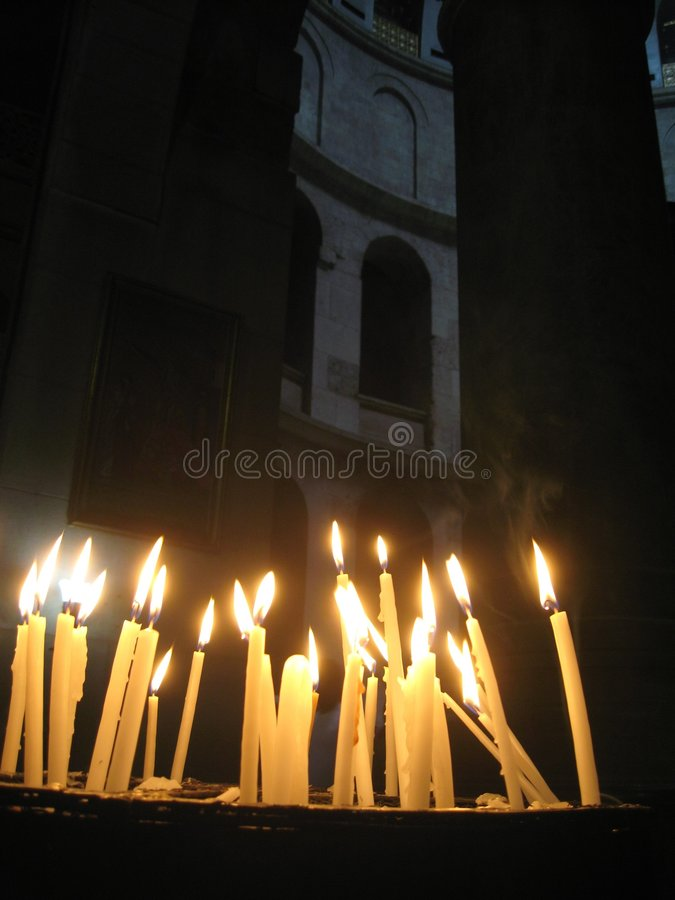 Free Candles And Faith Royalty Free Stock Photos - 3214518