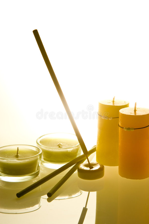 Download Candles aromatherapy stock image. Image of candle, perfumed - 3041599