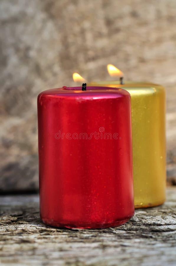 Candles christmas
