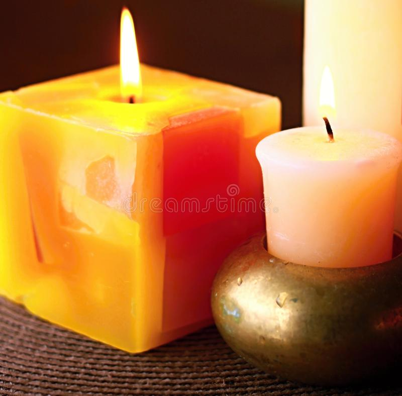 Download Candles Stock Photo - Image: 83716612