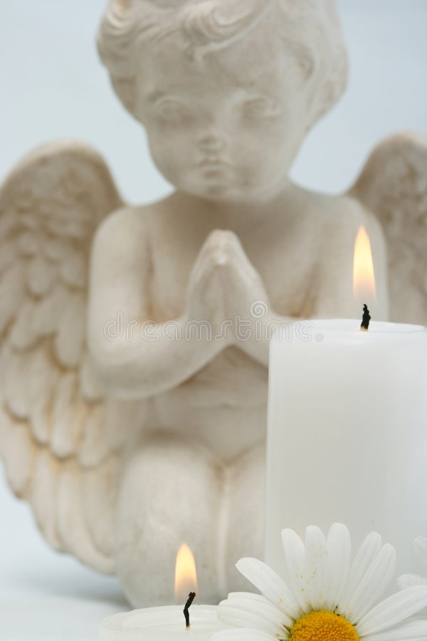 Download Candles Still Life Royalty Free Stock Photography - Image: 5426617