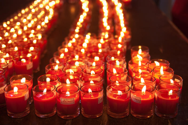 Download Candles at temple stock photo. Image of bodhnath, spiritual - 28319314