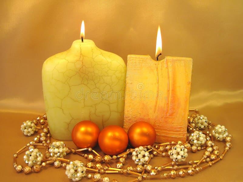 Candless fotografie stock