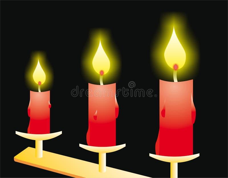 candlestick fotografia stock