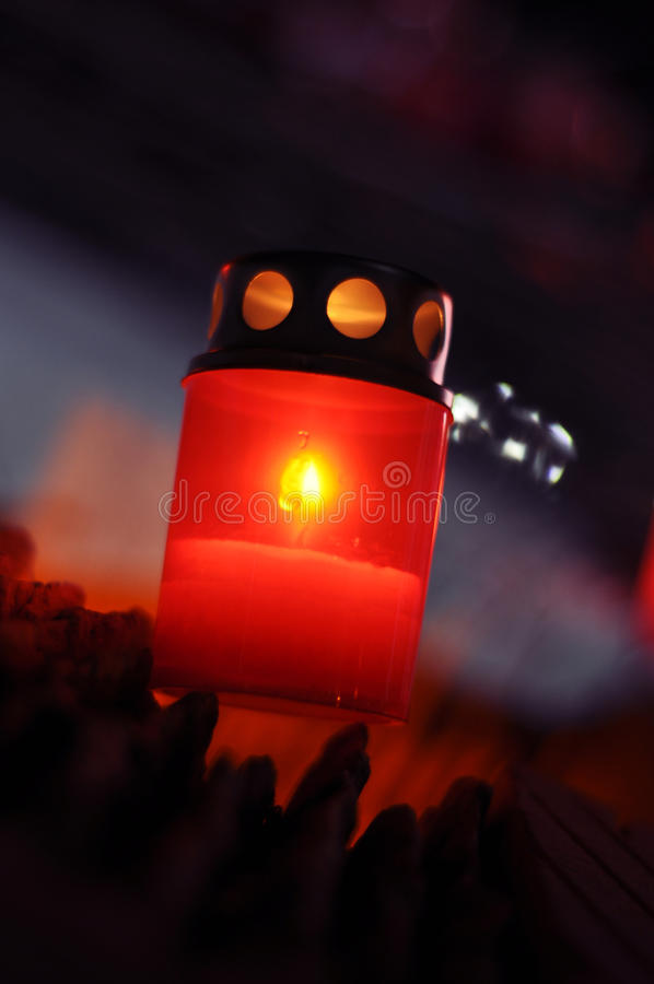 Download Candlestick Royalty Free Stock Photo - Image: 11992375