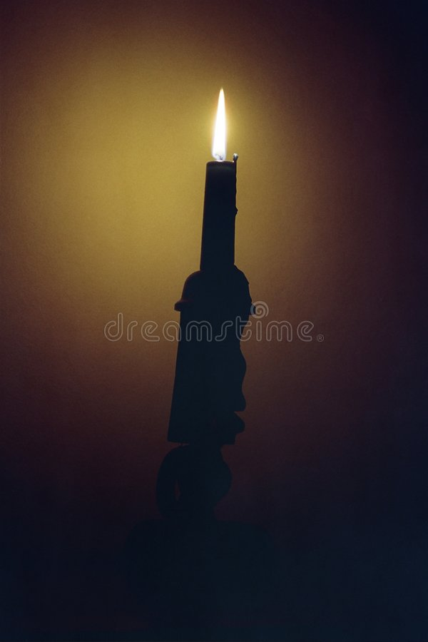 Download Candlestick stock photo. Image of blaze, hope, reflex, elegance - 796220