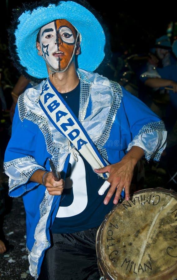 candombe arkivbilder