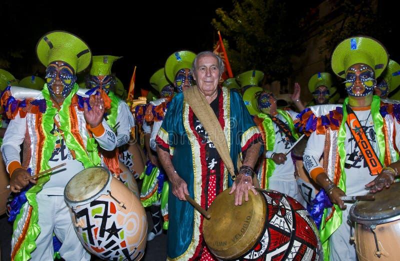 candombe royaltyfri fotografi