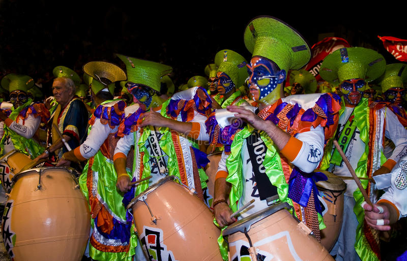 candombe στοκ εικόνες