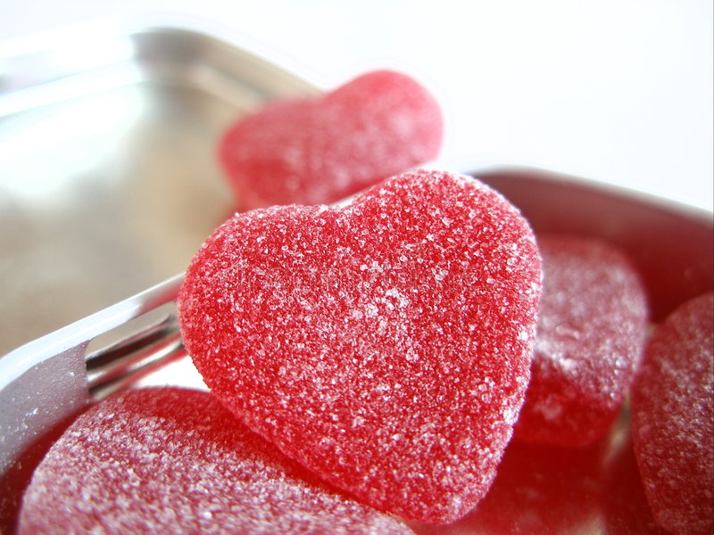 Download Candy stock photo. Image of softness, sugar, love, thing - 1828958
