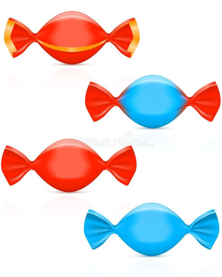 Candy stock illustration