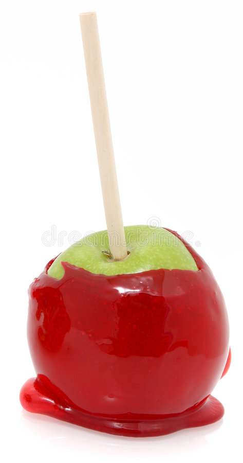 Download Candy Apple Royalty Free Stock Photos - Image: 8072478