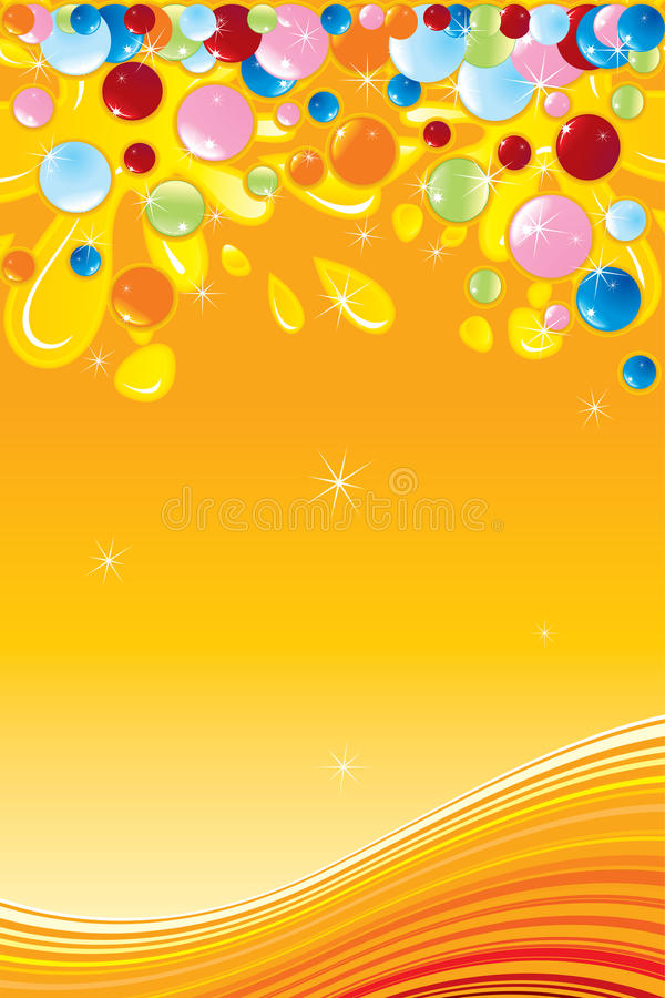 Candy background stock images