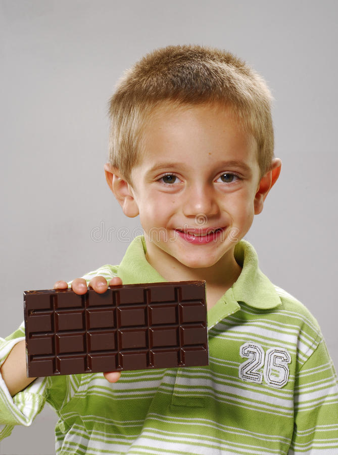 Candy bar. stock photography
