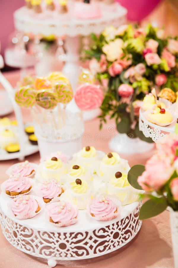 Download Candy bar on girls stock image. Image of macaroons, restaurant - 107031717