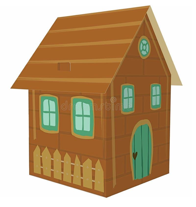 Candy Box, Box House, Gift Box, Present Box, Christmas Box stock illustration