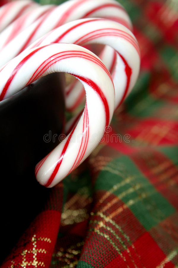 Free Candy Cane Royalty Free Stock Photo - 7259405