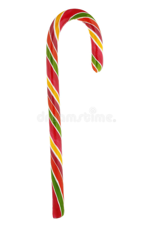 Candy cane stock image