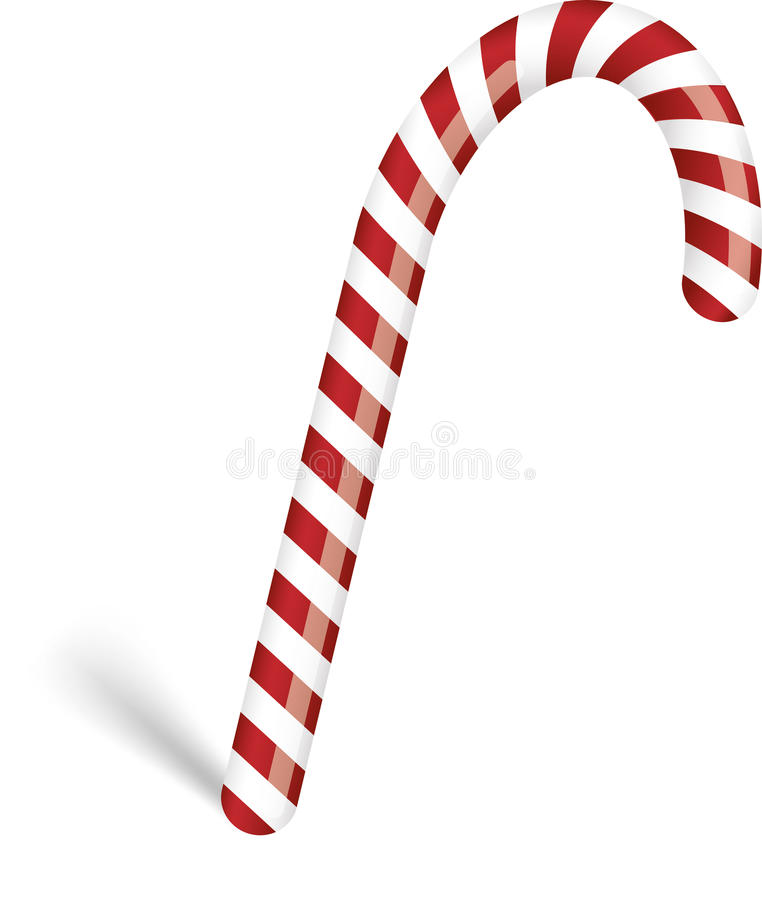 candy cane vector stock vector illustration of multicolored 37714698 rh dreamstime com candy cane vector tutorial candy cane vector tutorial