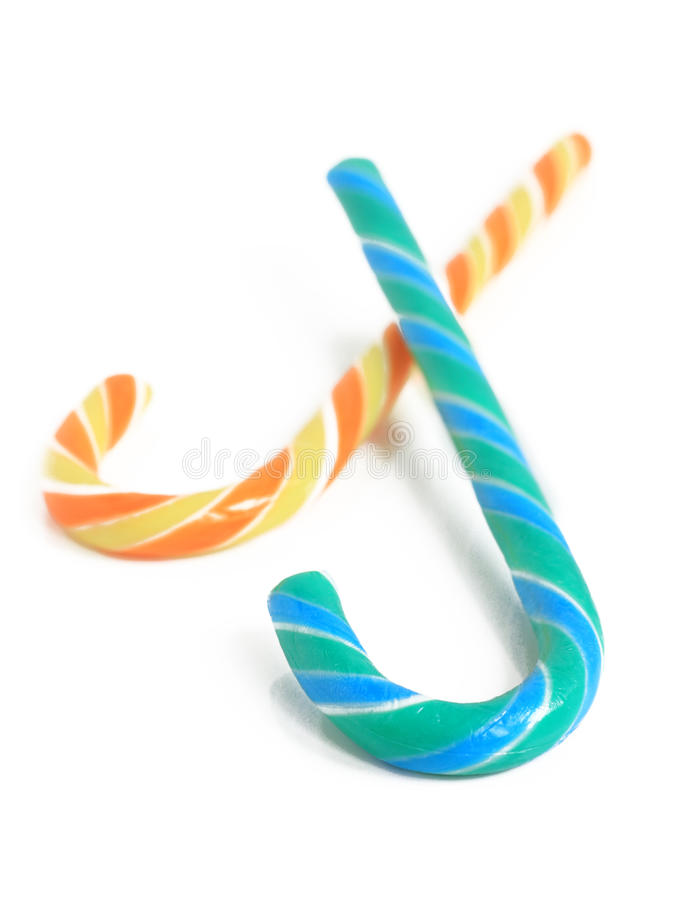 Download Candy canes stock photo. Image of sweet, cane, green - 16943822