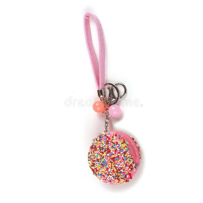 Candy coins pocket case for girls royalty free stock photos