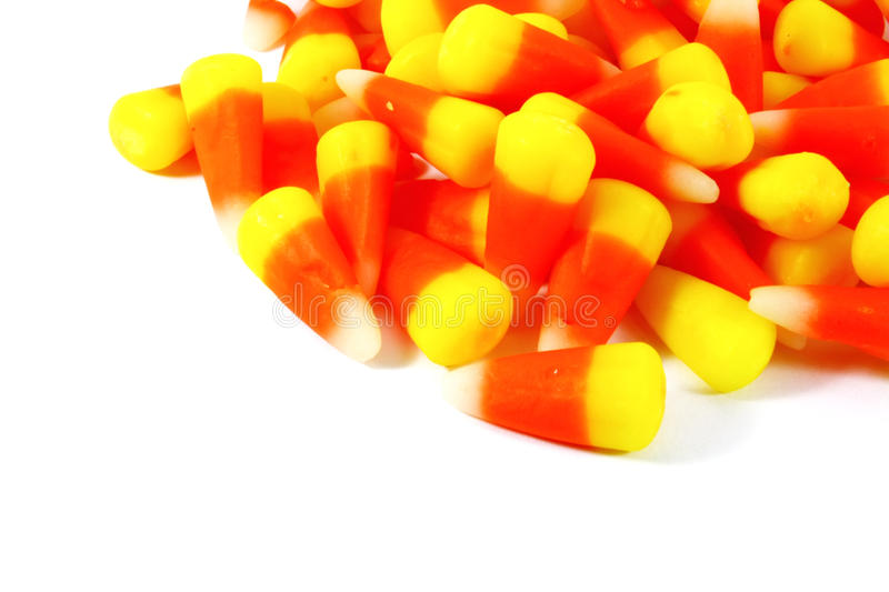Candy Corn stock photography