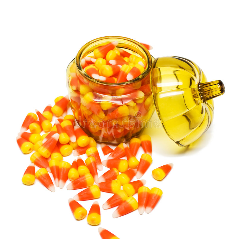 Download Candy Corn in Jar stock photo. Image of colorful, candies - 6655612