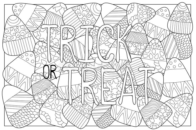 Indian Corn Coloring Page - Coloring Home | 532x800