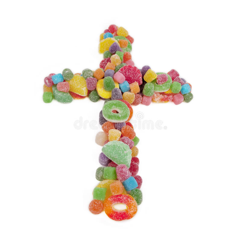 Candy Cross stock image
