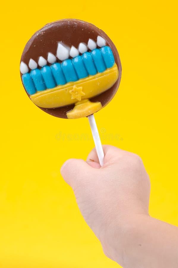 candy Hanukkah zdjęcie stock