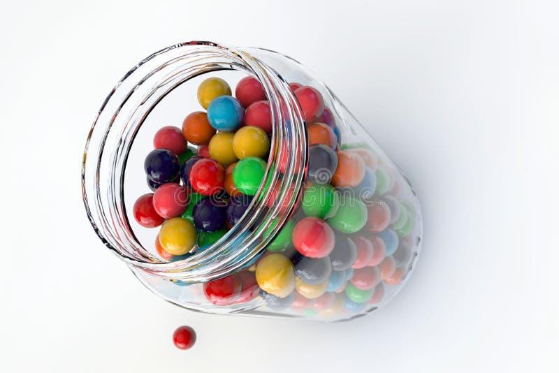 Download Candy Jar Stock Photos - Image: 23041503