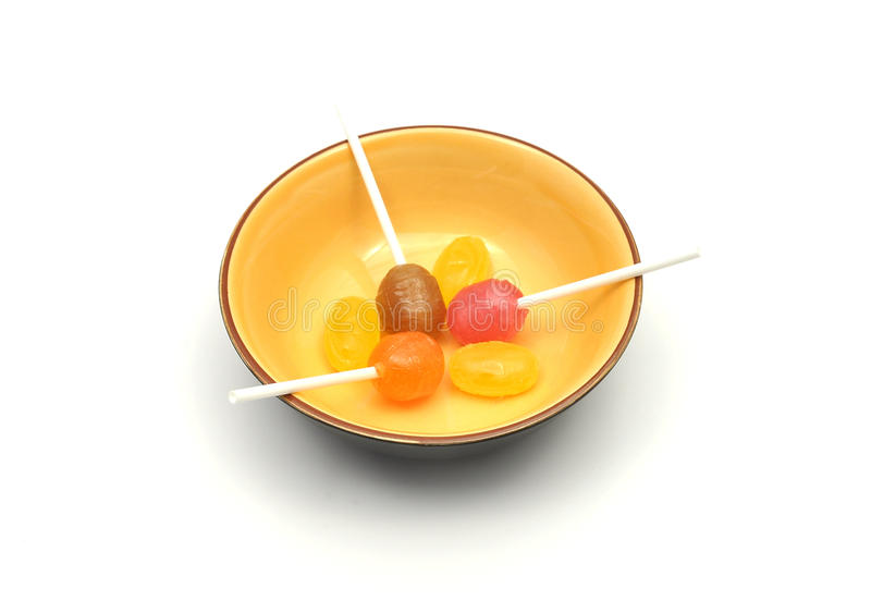 Download Candy and lolly stock photo. Image of orange, flavor - 18242938