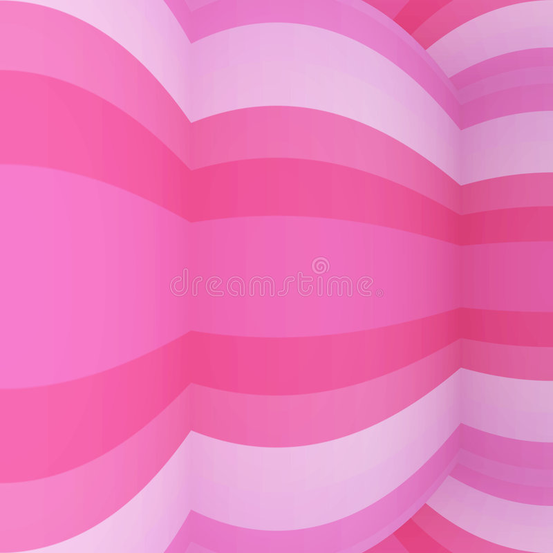 Candy love curve stock illustration