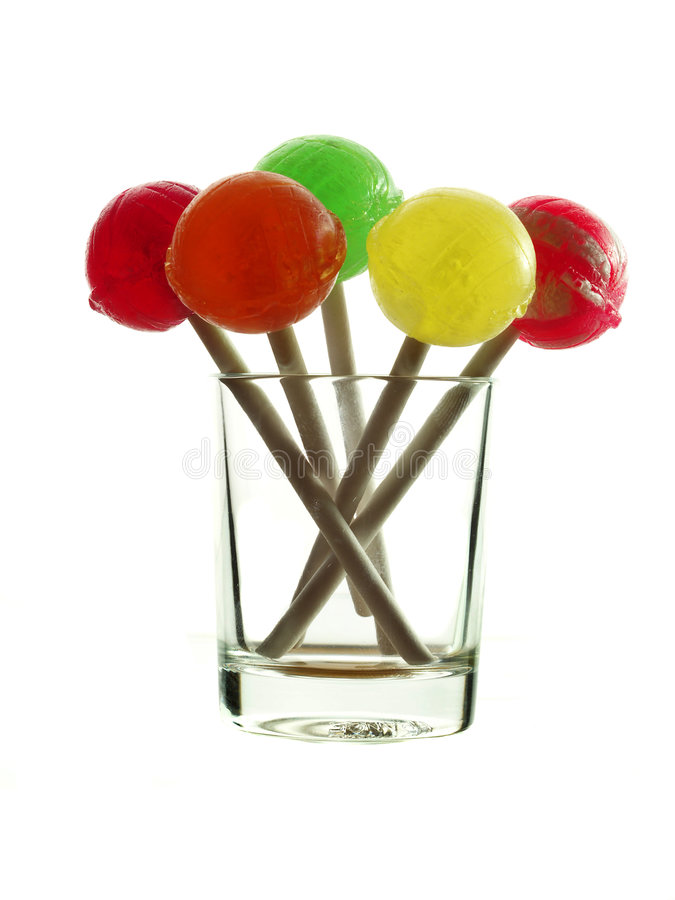 Candy series royalty free stock photo