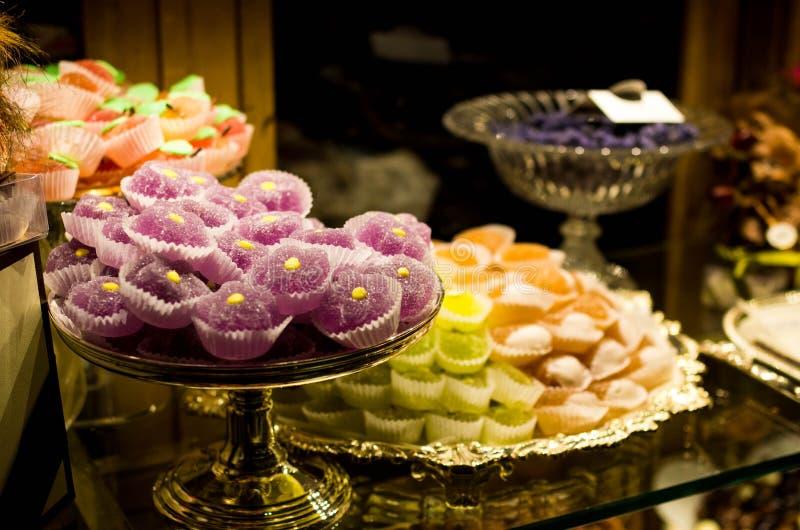Candy shop 3 royalty free stock photos