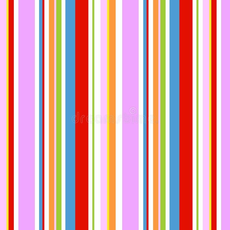Candy Stripe background stock illustration