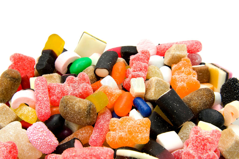 Download Candy sweets stock photo. Image of good, colorful, food - 10476060