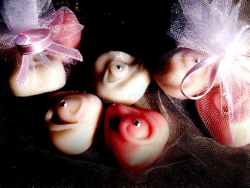 Candyes borrados fotos de stock royalty free