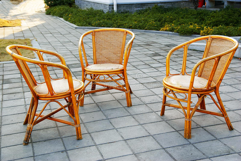 Download Cane Chairs Stock Image. Image Of Brown, Chairs, Object   17582545